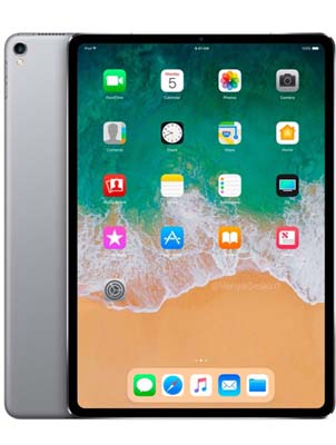 iPad 9.7 (2018) 128GB with 2GB Ram