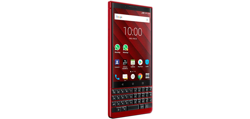 Download And Install USB Drivers for BlackBerry Key2 Red Edition