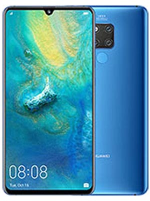 Mate 20 X 128GB with 6GB Ram
