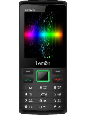 Lemo 239 (2018) No with No Ram