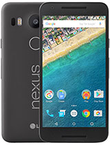 LG Nexus 5X 16GB with 2GB Ram
