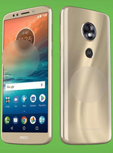 Moto G6 32GB with 3GB Ram