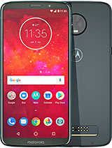 Moto Z3 Play Dual Sim 32GB with 4GB Ram