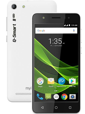 Q-Smart II Plus 8GB with 1GB  Ram
