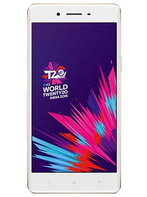 F1 ICC WT20 Limited Edition 16GB with 3GB Ram