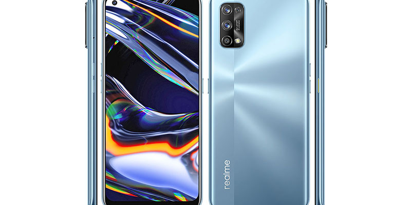 Download And Install VCOM Driver for Realme 7