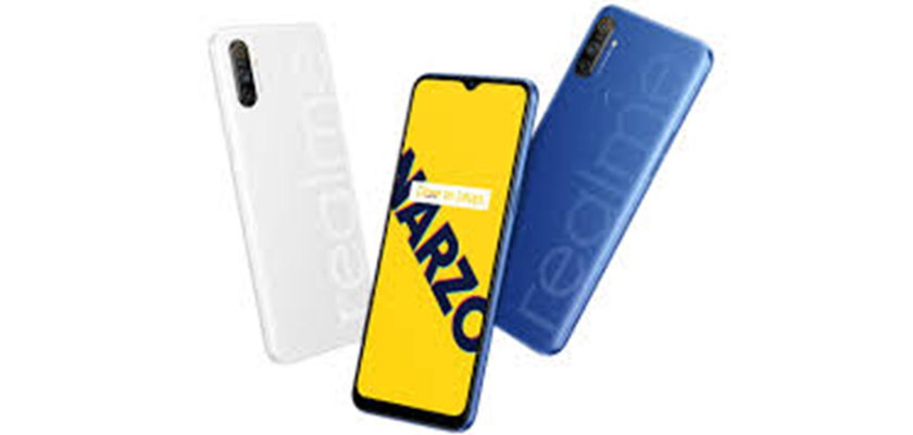 Download And Install VCOM Driver for Realme Narzo