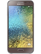 Samsung Galaxy E5 16GB with 1.5GB  Ram