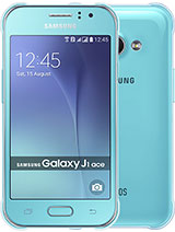 Galaxy J1 Ace 8GB with 1GB  Ram