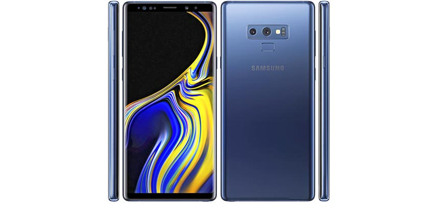 Galaxy Note 9 Price in USA, New York City, Washington, Boston, San Francisco