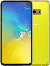 Galaxy S10e 256GB with 8GB Ram