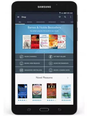 Galaxy Tab A Nook 8GB with 1.5GB Ram