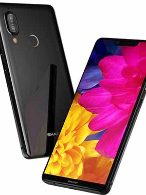 Aquos D10 64GB with 6GB Ram
