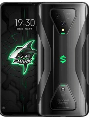 Black Shark 3 128GB with 12GB Ram