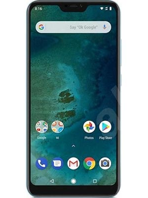 Mi A2 Lite 32GB with 3GB Ram