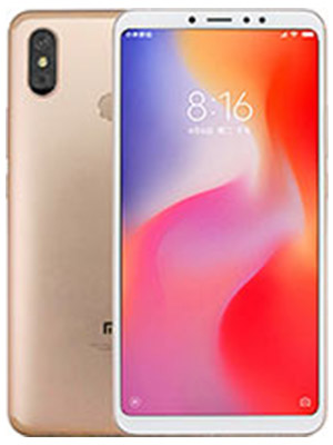 Mi Max 3 Pro 64GB with 4GB Ram