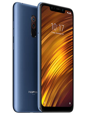 Pocophone F1 128GB with 6GB Ram