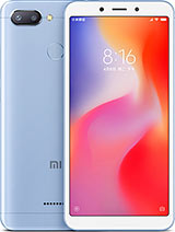 Redmi 6 64GB with 4GB Ram