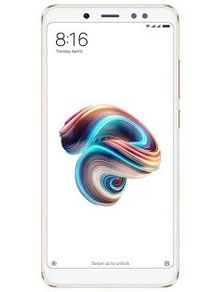 Redmi Note 5 Pro 32GB with 3GB Ram