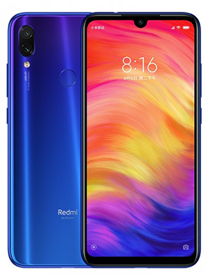Redmi Note 7 Pro 128GB with 6GB Ram